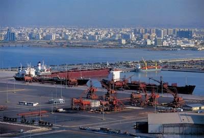 Jeddah Terminal: Photo courtesy of Jeddah Sea Ports