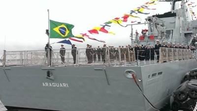 Patrol Boat 'Araguari': Photo credit BAE Systems