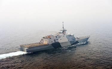 USS Freedom (U.S. Navy Photo)