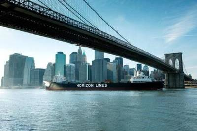 Horizon Lines Ship: Photo courtesy of Horizon Lines