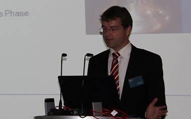 GL's Torsten Mundt at the Exchange Forum