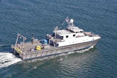 'Sea Scout': Photo credit C&C Technologies