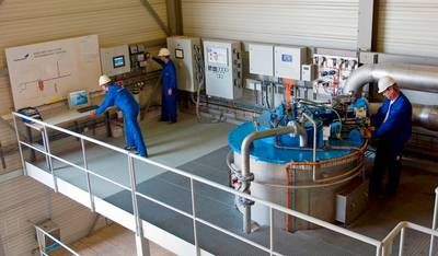 Wärtsilä Moss Inert Gas Test Generator: Photo credit Wärtsilä