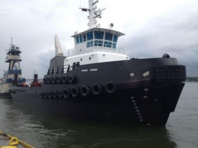 Tugboat Hawaii: Photo credit Hyak Maritime