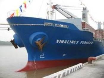 Photo couresy of Vinalines Vietnam