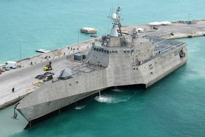 USS Independence: Photo credit Wiki CCL