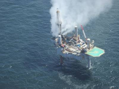 Hercules 265 Rig: Photo courtesy of BSEE