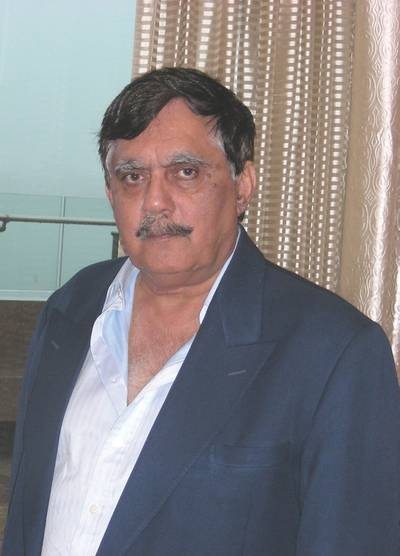 Arun Sharma, Chairman and Managing Director, Indian Register of Shipping (IRS)