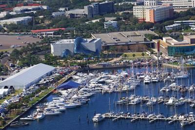 St. Petersburg Boat Show