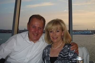 Barry & Sheila Stokes: Photo credit CPS