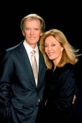 Bill & Sue Gross: Photo credit Mercy Ships