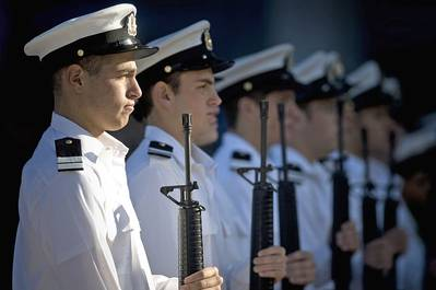 Israel Navy cadets: Photo credit Wiki CCL