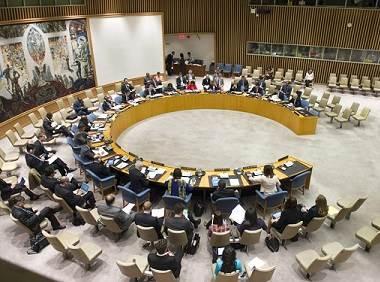 Security Council. UN Photo/Eskinder Debebe