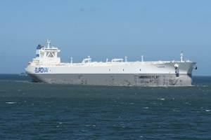 Ti Europe, Photo: Port of Rotterdam