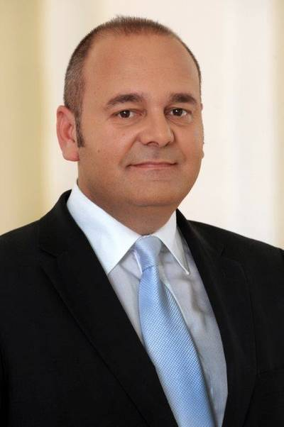 Dr. Chris Cardona—Malta's Minister for the Economy, Investment & Small Business: Photo credit ISS