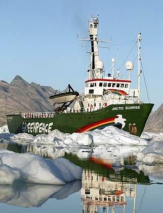 Greenpeace icebreaker Arctic Sunrise (Photo: Greenpeace)