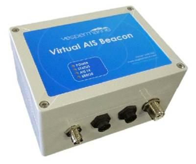 Virtual AIS Beacon: Image courtesy of Vesper Marine