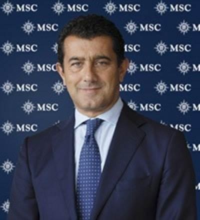 Gianni Onorato: Photo credit MSC