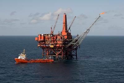 Photo: Decom North Sea