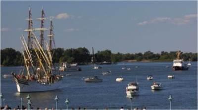 Sail Training Vessel 'Sorlandet'