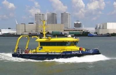 An OSD-designed vessel: Photo courtesy of OSD