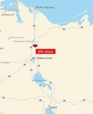 Suez Canal Map: Image courtesy of Nexus