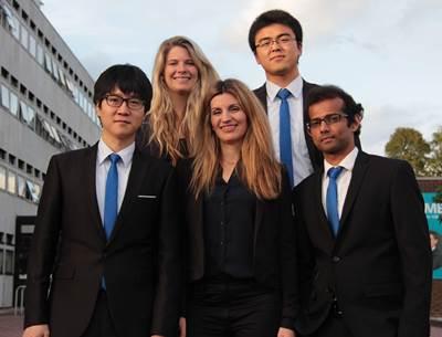 LRF Scholars: Photo courtesy of LR