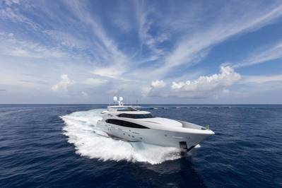 Finish Line: Image credit Trinity Yachts