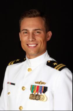 Lt. Carl Comasco, Jr.: Photo credit TRA