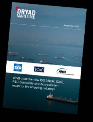 Image courtesy of Dryad Maritime