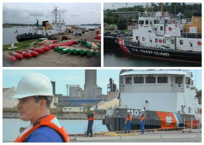Photo: Great Lakes Shipyard