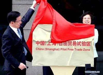 Unveiling Shanghai FTZ: Photo China Net
