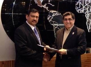 Sarjak-GAC Agreement: Photo credit GAD Sri Lanka