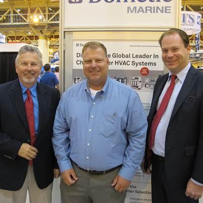 Company principals: Photo credit Dometic