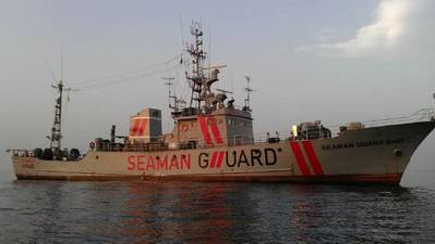 'MV Seaman Guard Ohio': Photo courtesy of Owners, AdvanFort