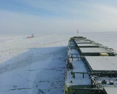 Northern Sea Route: File photo