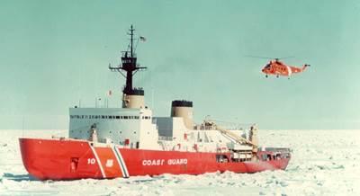 'Polar Star': Photo courtesy of USCG