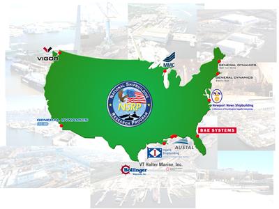 Map courtesy of NSRP