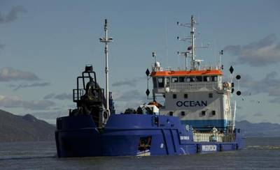 Photo: Ocean Dredging DSM Ocean inc.