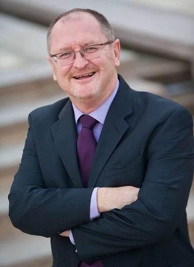 John McDonald, managing director of OPITO UK