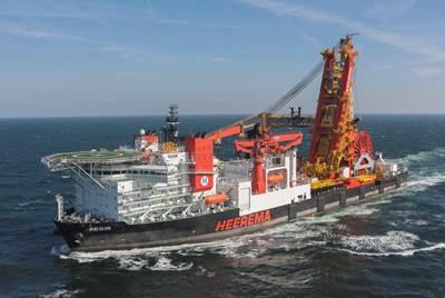 Aegir © Ulstein Sea of Solutions - Aerolin Scherm