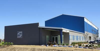 New SCHOTTEL facility in Houma, LA