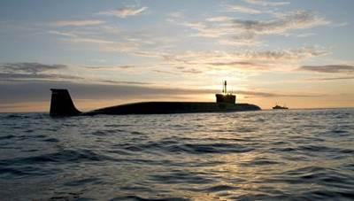 Borey-class submarine: Photo courtesy of USC