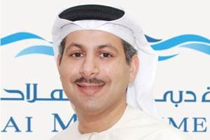 Ali Al Daboos, Deputy CEO of Dubai Maritime City Authority