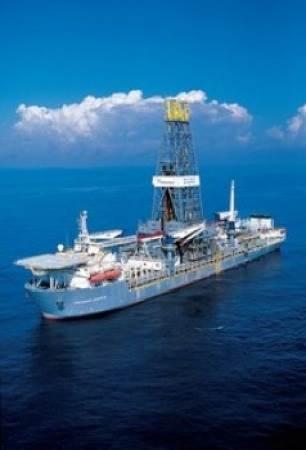 Drillship: Image courtesy of Seadrill