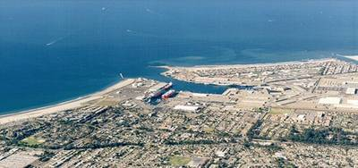 Image courtesy of the port
