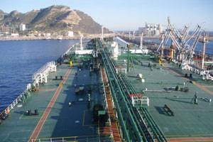 The 149,990 dwt suezmax tanker Elisewin was built in 2002 at NKK and is on long term time charter to Seaarland.