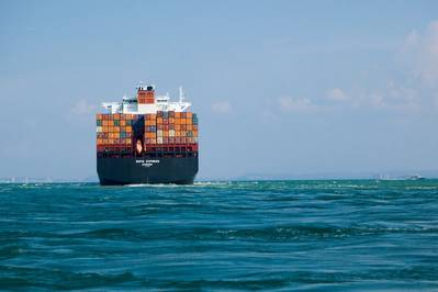 Sofia Express is one of more than 140 ships in the Hapag-Lloyd fleet. Photo: Hapag-Lloyd