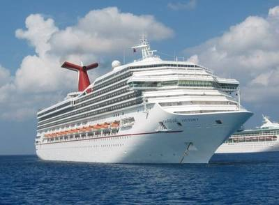 Carnival cruise ship: CCL Image