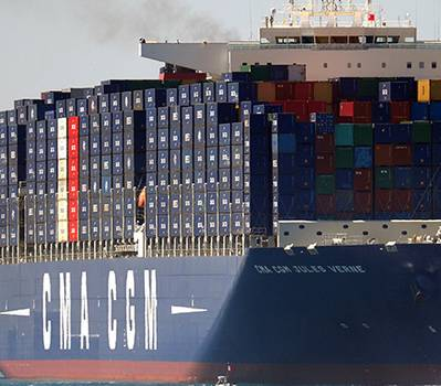 Photo courtesy of the shipowner